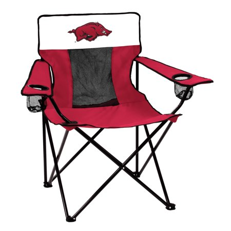 Collegiate Chain - Collegiate Folding Elite Chair with Mesh Back and Carry Bag