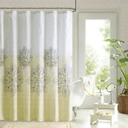 90 Degrees by Design Lab Cecelia Printed Shower Curtain and Hook Set