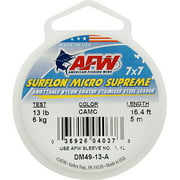American Fishing Wire Surfstrand Micro Supreme