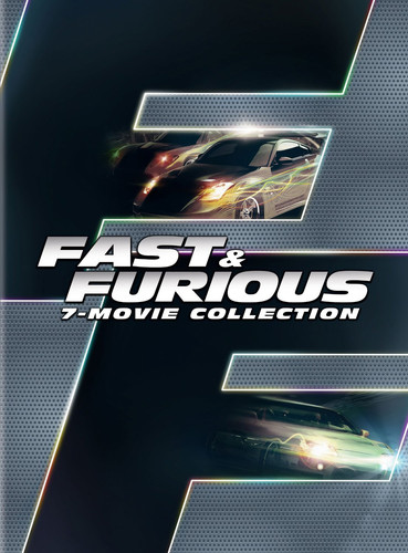 Click here to buy Fast and Furious 7-movie Collection.