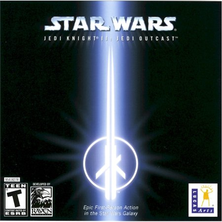 Lucas Arts Star Wars: Jedi Knight 2 [jedi Outcast] [windows (Star Wars Jedi Knight Ii Jedi Outcast)