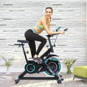 18Kg Flywheel Fitness Indoor Cycling Quiet Drive Indoor Exercise Bike with Adjustable Seat HFON