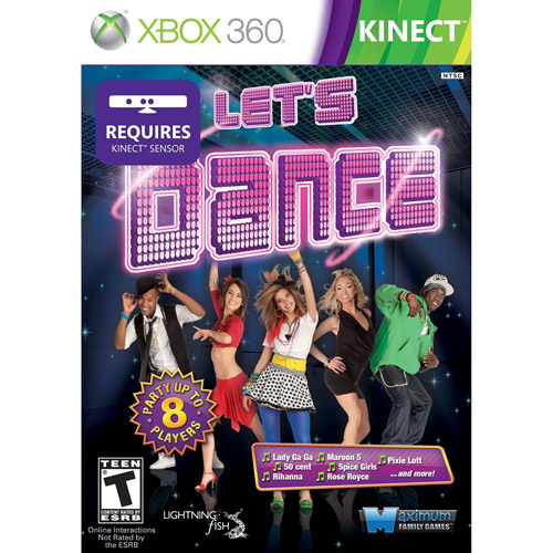 Let's Dance - XBOX 360 Kinect