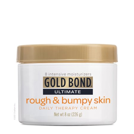 Gold Bond Rough & Bumpy Skin Daily Therapy Cream (8 Oz.)