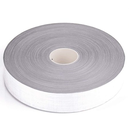 Setmas Reflective Tape Sew on DIY Fabric Stripe, High Visiblility&Reflective for Clothing ()