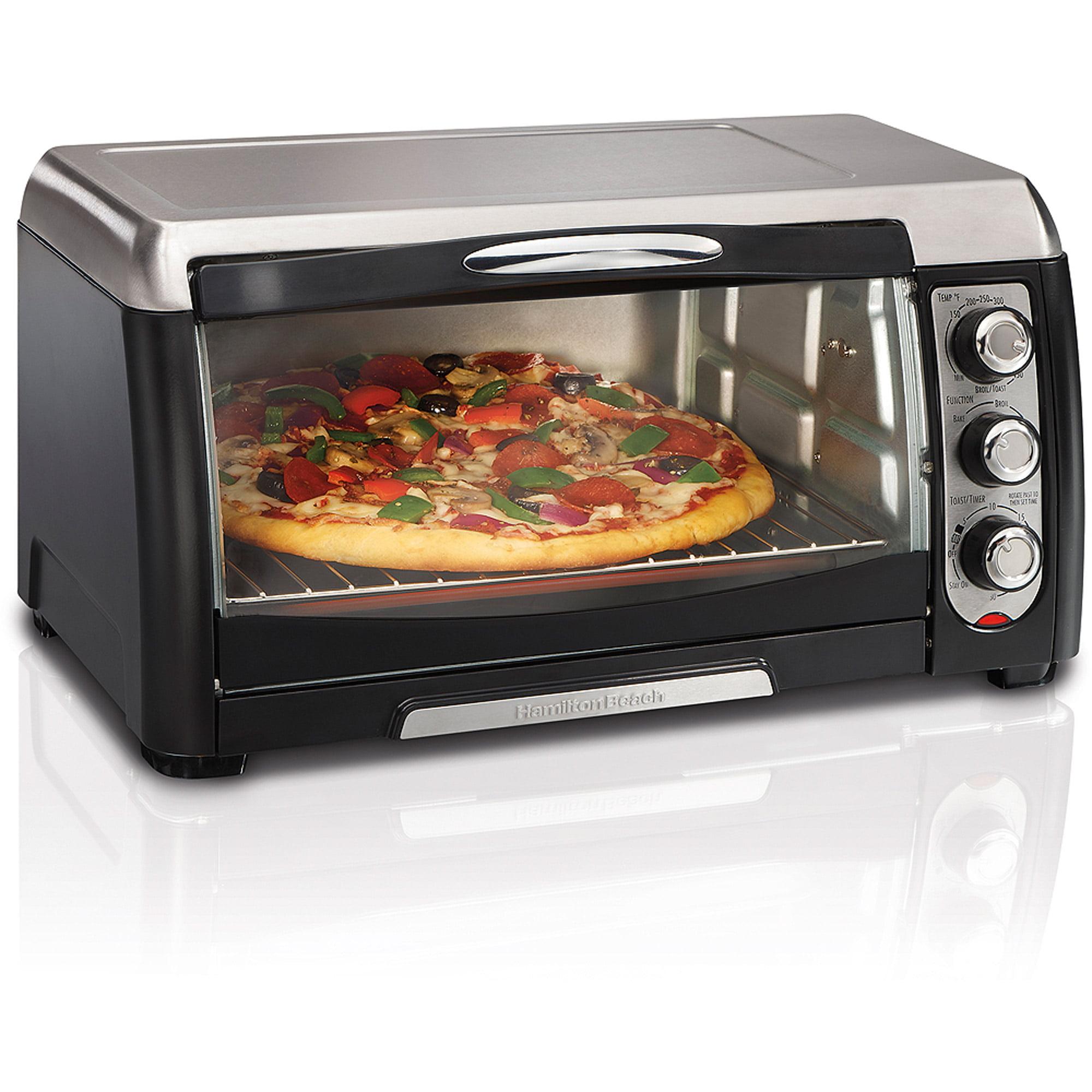 Hamilton Beach 6 Slice Capacity Toaster Oven | Model# 31330