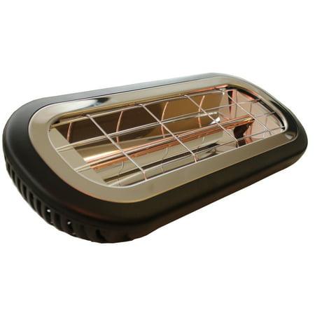 Versonel Infrared Electric Parasol Patio Heater VSLPH30 ()