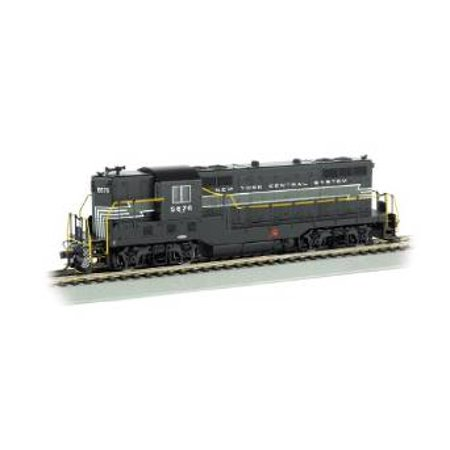 Bachmann Industries New York Central System #5676 EMD Gp7 DCC Equipped Diesel Locomotive