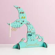 Mermaid Personalized Earring Holder
