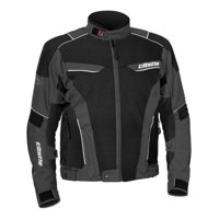 Castle Streetwear Max Air Mens Jacket Dark Gray