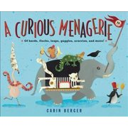 A Curious Menagerie : Of Herds, Flocks, Leaps, Gaggles, Scurries, and More!