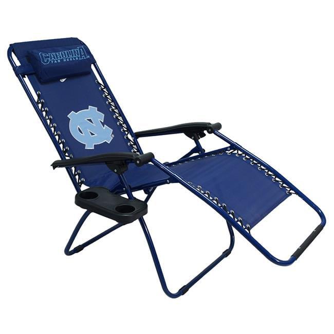 College Covers NCUZGC North Carolina Tar Heels Zero Gravity Chair