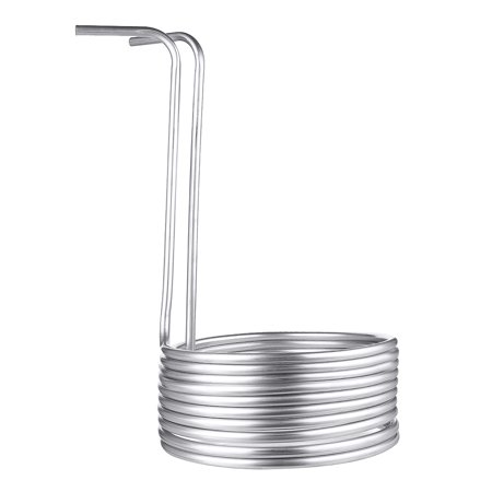 4 Sizes Stainless Steel Immersion Wort Chiller Super for Home Brewing Equipment](Shot Chiller)