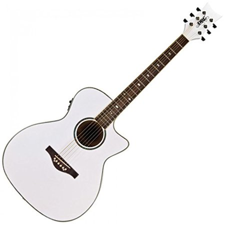 Daisy Rock 6 String Acoustic-Electric Guitar DR6274-A-U ()