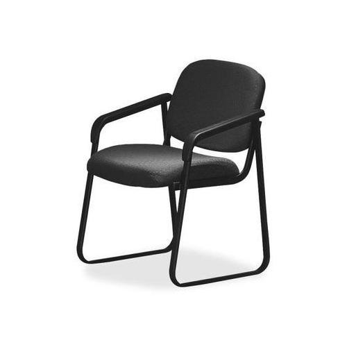 Office Star V4410 Deluxe Sled Base Arm Chair OSPV441075