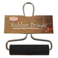 "Heritage Arts 4"" Hard Rubber Brayer"