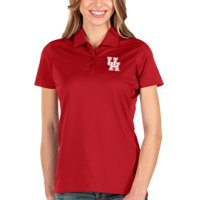 Houston Cougars Antigua Women's Balance Polo - Red
