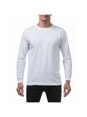 bb9021ae4c Product Image Pro Club Men s Comfort Cotton Long Sleeve T-Shirt