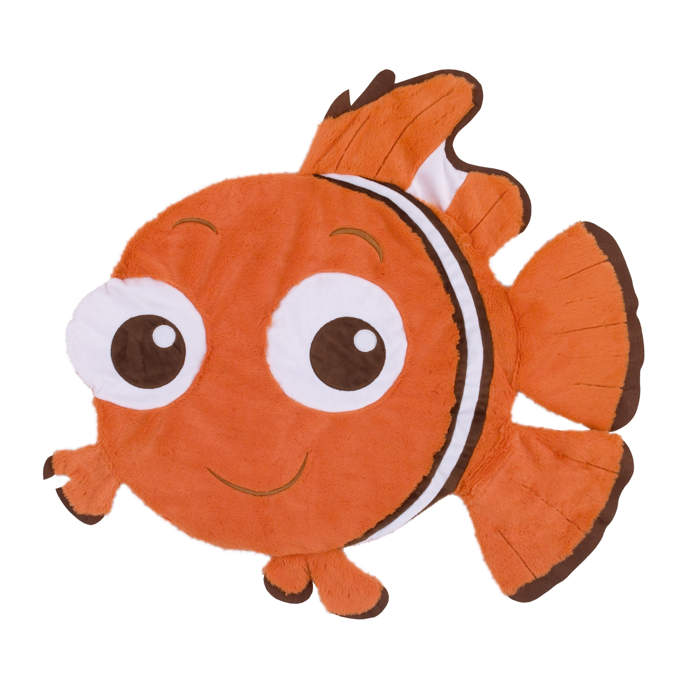 Disney Finding Nemo - Tummy Time Plush Play Mat