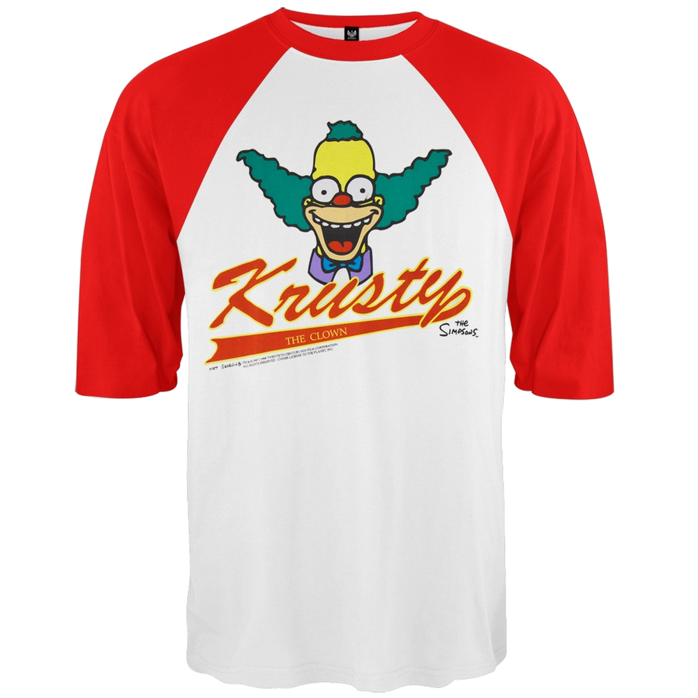 Krusty 3/4 Sleeve
