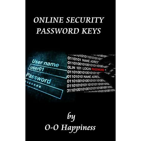 Online Security: Password Keys - eBook