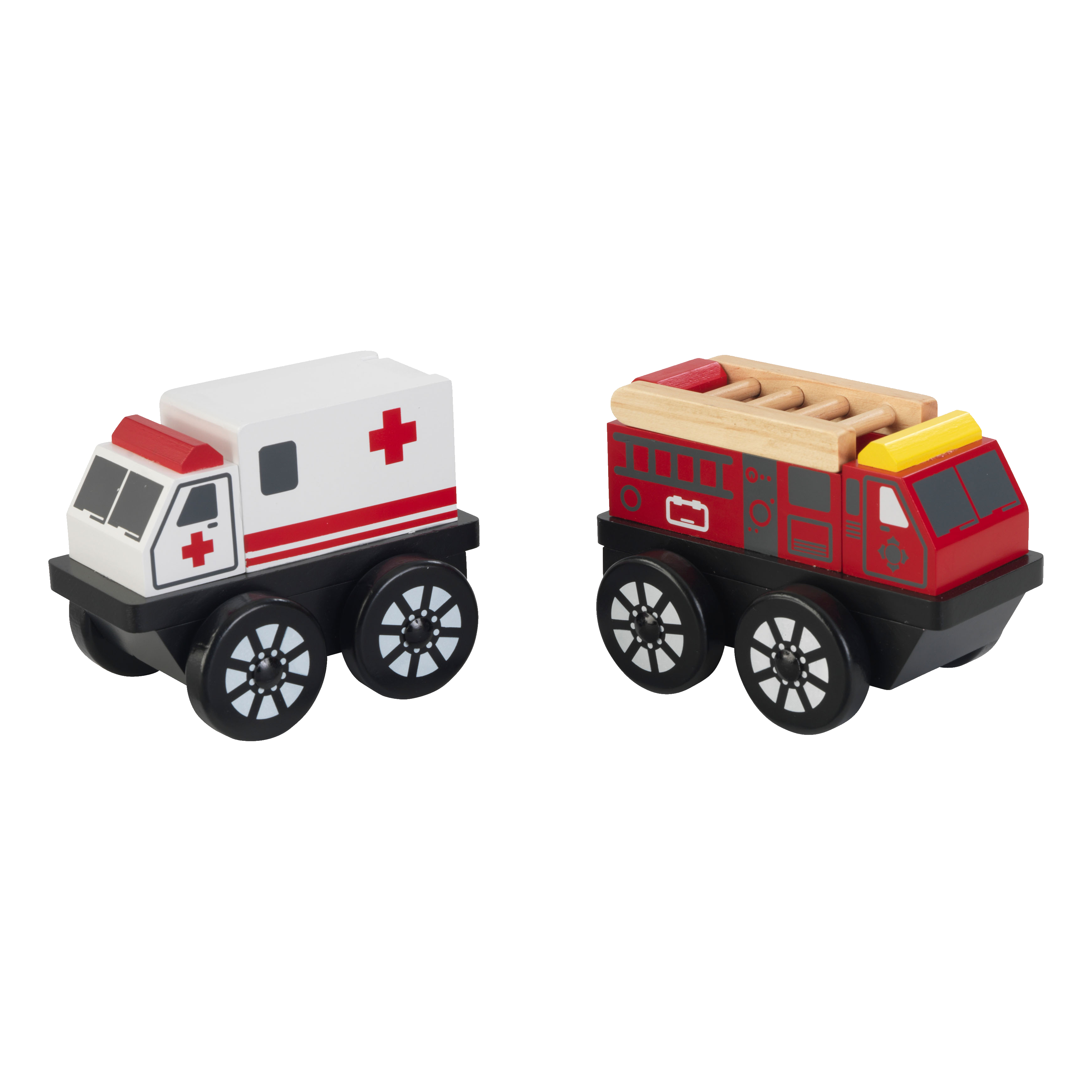 KidKraft Vehicle Play Set Rescue by KidKraft
