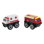 KidKraft Vehicle Play Set - Rescue