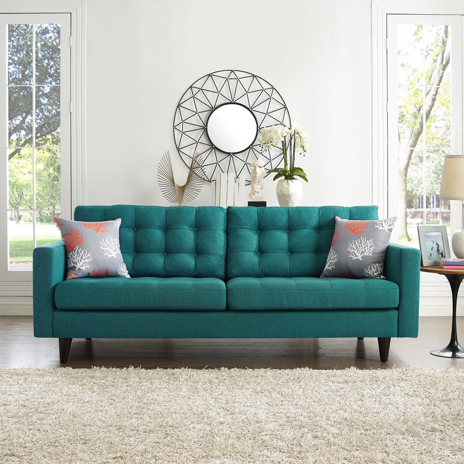 Empress Fabric Sofa