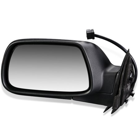 For 2005 to 2010 Jeep Grand Cherokee OE Style Powered Driver / Left Side View Door Mirror 55156455AE 06 07 08