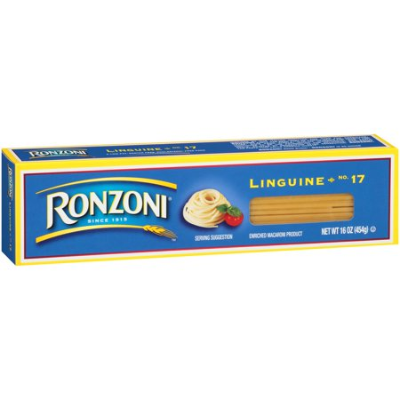 Ronzoni® Linguine Pasta 16 oz. Box - Walmart.com