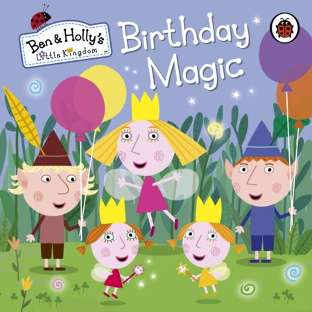 Ben and Holly's Little Kingdom: Birthday Magic](Magic Kingdom Halloween Music)