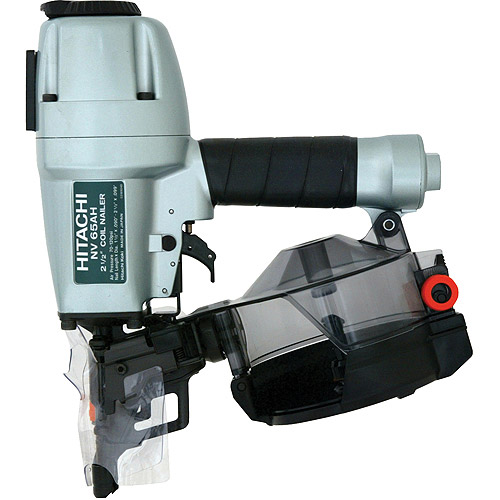 "Hitachi 2 1/2"" Coil Siding Nailer"