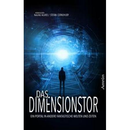 Das Dimensionstor: Ein Portal in andere fantastische Welten und Zeiten - eBook - Portal Companion Cube