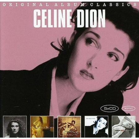 Celine Dion   Original Album Classics  Cd