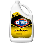 Clorox Urine Remover for Stains and Odors, Refill Bottle, 128 Ounces