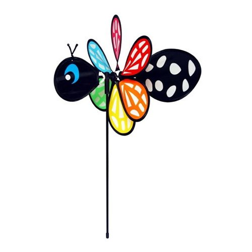 In the Breeze Butterfly Baby Bug Spinner
