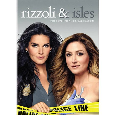 Rizzoli   Isles  The Complete Seventh And Final Season  Widescreen