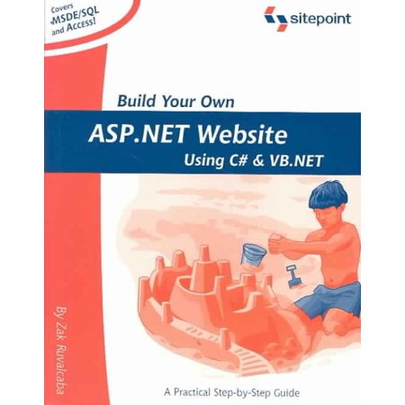 Build Your Own Asp Net Website Using C  And Vb Net