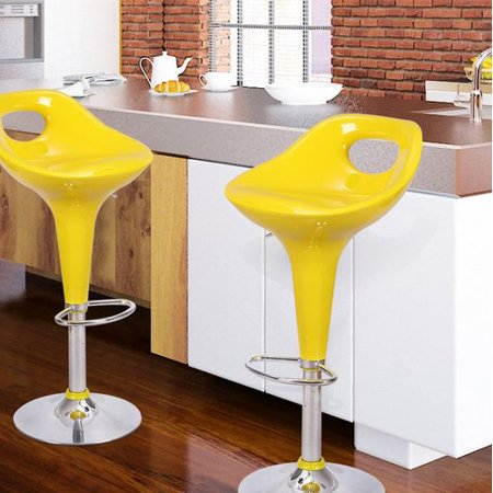 Brilliant Adeco Trading Adjustable Height Swivel Bar Stool Set Of 2 Gmtry Best Dining Table And Chair Ideas Images Gmtryco