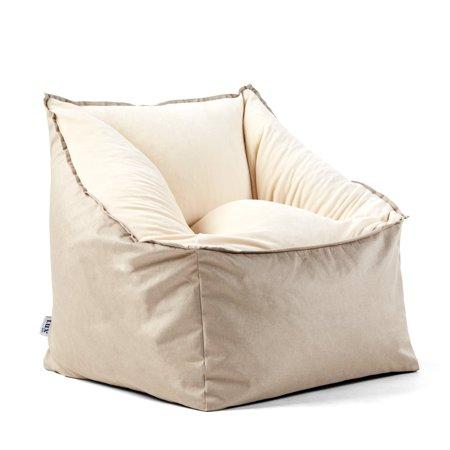 Magnificent Big Joe Lux Slalom Bean Bag Chair Bralicious Painted Fabric Chair Ideas Braliciousco