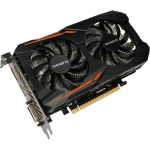 Gigabyte Geforce GTX 1050 2GB GV-N1050OC-2GD OC Graphic Cards