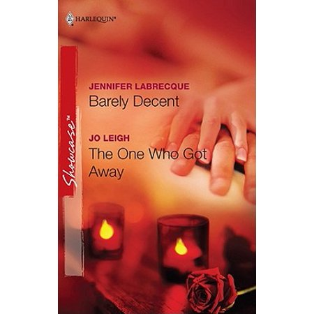 Barely Decent & The One Who Got Away - eBook
