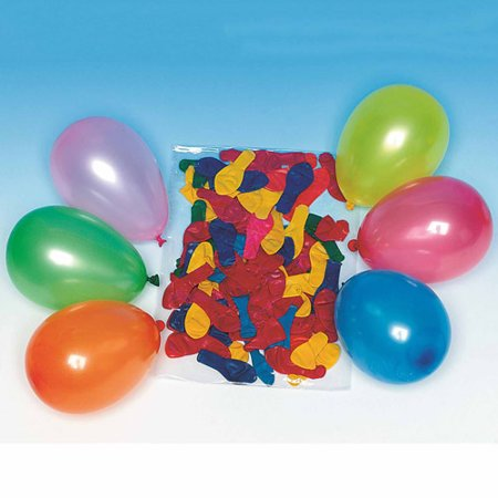 Bag of 100 Water Balloons, Pack of 12 - Bag Of Balloons