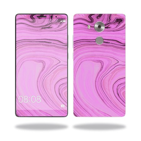 Skin Decal Wrap for Huawei Mate 8 cover sticker skins Pink Thai (Thai Cotton Wrap)