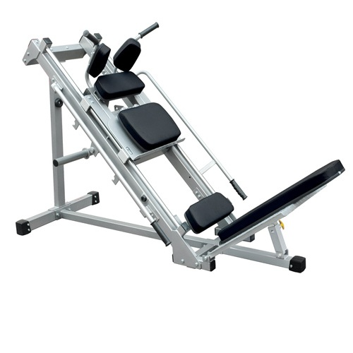 BSN Champion Machine/Leg Press - Power Ram Sled Hack