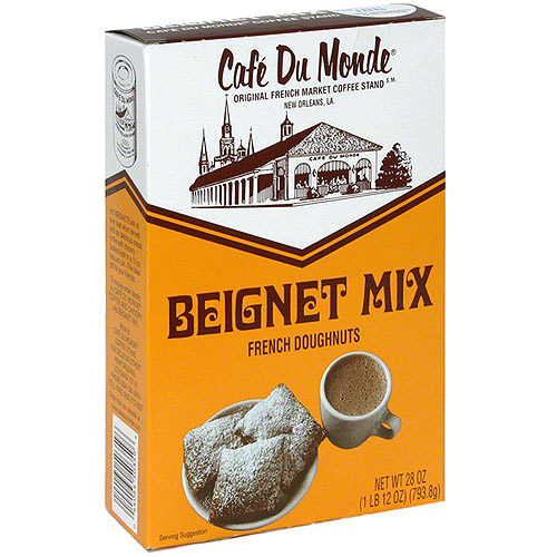 Image result for cafe du monde beignet mix