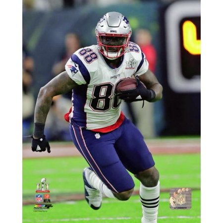 Martellus Bennett Super Bowl Li Photo Print