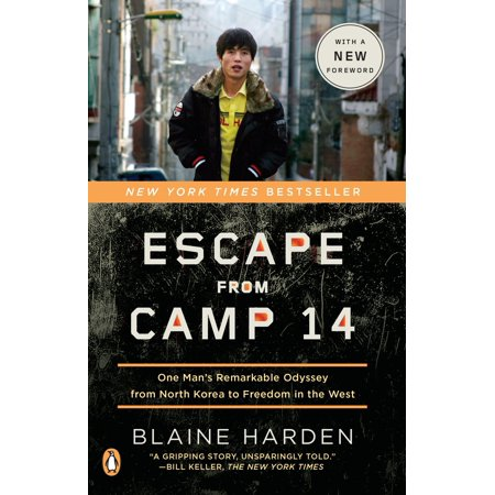 North West Halloween Attractions (Escape from Camp 14 : One Man's Remarkable Odyssey from North Korea to Freedom in the)