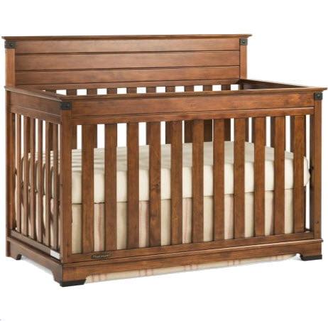 Child Craft Redmond 4-in-1 Convertible Crib Cherry by Childcraft