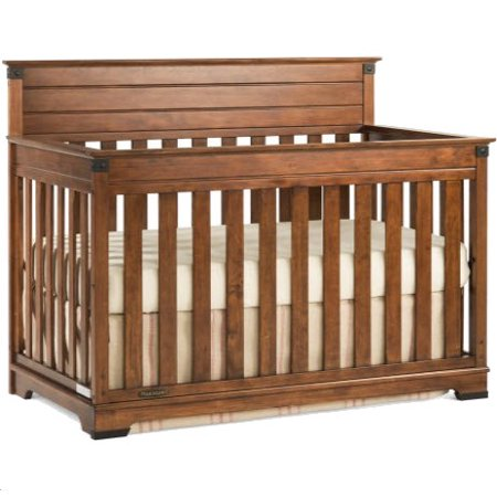 Child Craft Redmond 4 In 1 Convertible Crib Cherry